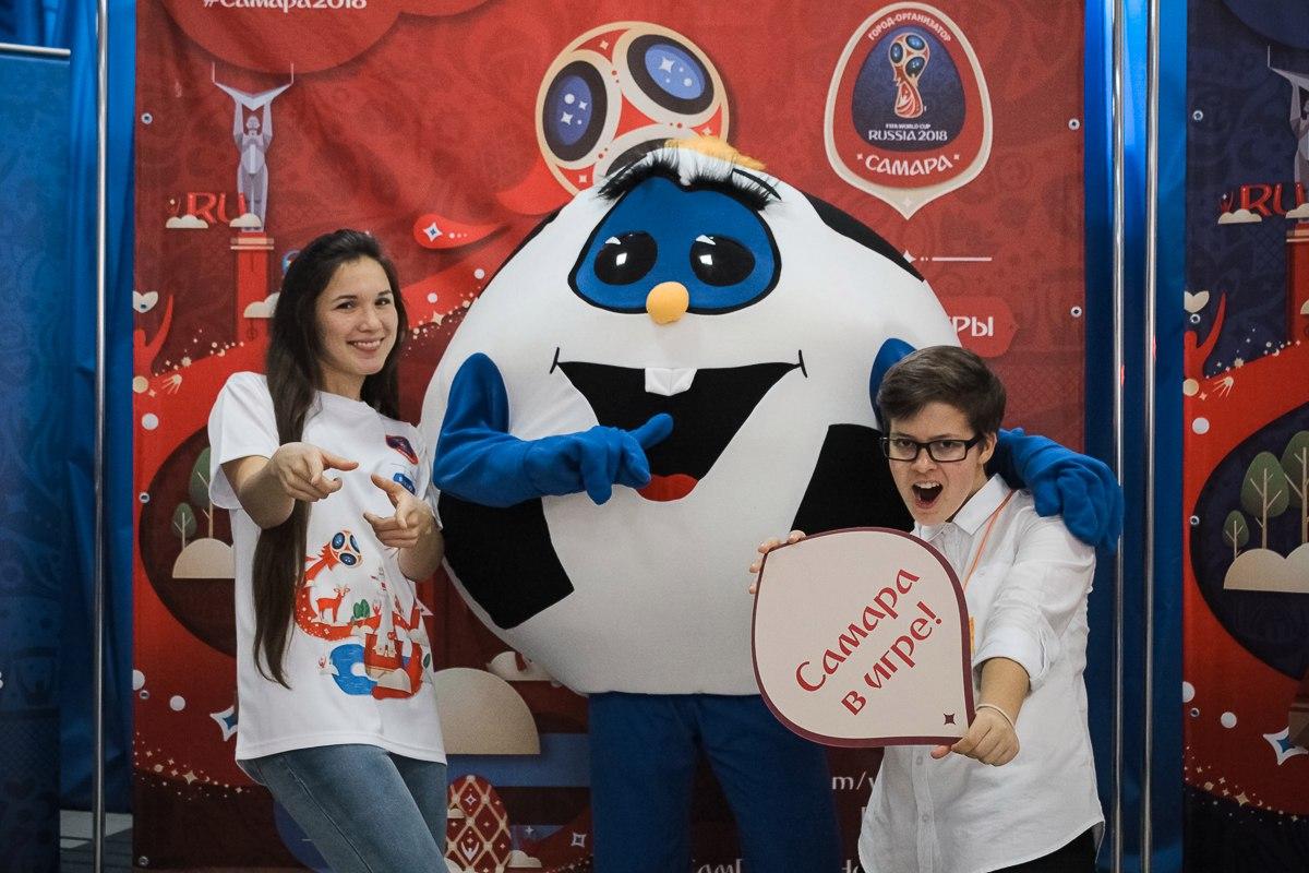 Волонтеры Для Чемпионата Мира По Футболу 2018 В Самаре